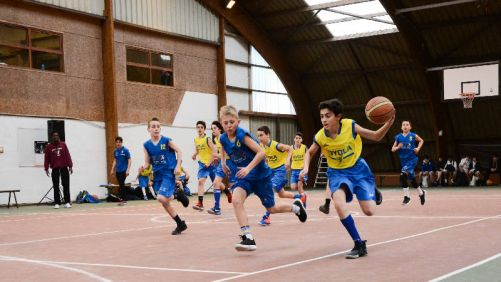 Tournoi international de basket benjamins 2018